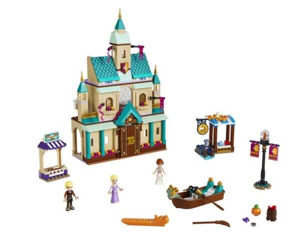LEGO Disney Princezny 41167 Království Arendelle