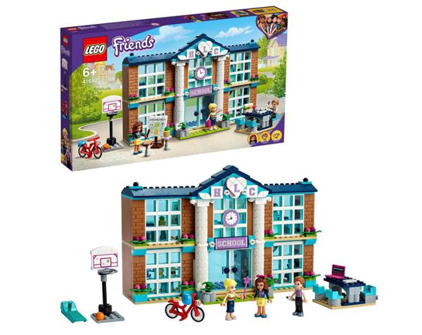 Levně LEGO Friends 41682 Škola v městečku Heartlake
