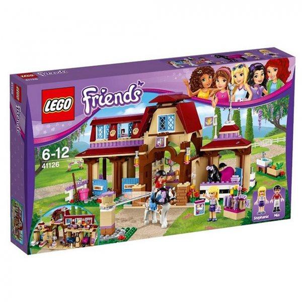 LEGO Friends 41126 Jezdecký klub v Heartlake, věk 6-12, Doprava zdarma