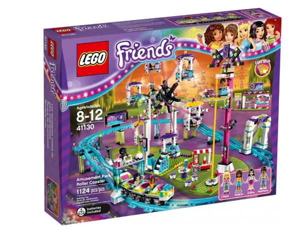 LEGO Friends 41130 Horská dráha v zábavném parku, Doprava zdarma
