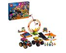 LEGO City 60295 Kaskadérská aréna