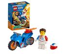 LEGO City 60298 Kaskadérská motorka s raketovým pohonem
