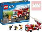 LEGO City 60107 Hasičské auto s žebříkem, 5-12 let