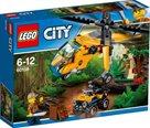 LEGO City 60158 Nákladní helikoptéra do džungle