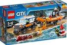 LEGO City 60165 Vozidlo zásahové jednotky 4×4