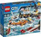 LEGO City 60166 Základna pobřežní hlídky