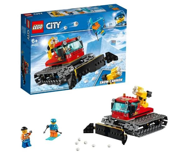 LEGO City Great Vehicles 60222 Rolba