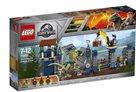 LEGO Jurský svět 75931 - Útok Dilophosaura na hlídku