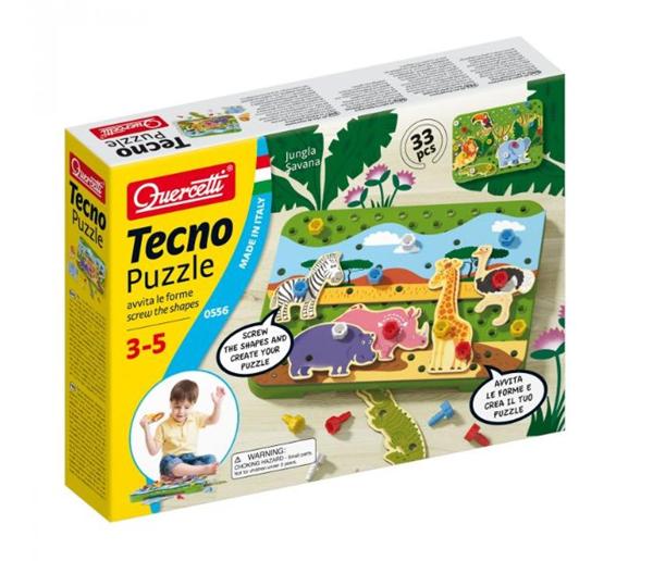 Tecno Puzzle Quercetti