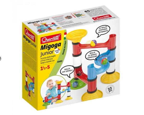 Migoga Junior Basic set - kuličková dráha