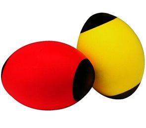 Androni Americký fotbalový míč měkký, ∅ 24 cm, mix barev