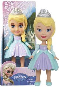 Panenka Disney FROZEN Elsa 7,6 cm /Ledové království/