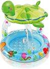Nafukovací bazén želvička 102x107 cm