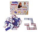 Sčítání a odčítání - domino - společenská hra