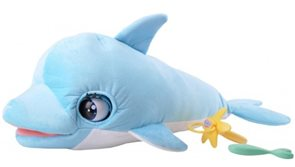 Delfín Blu Blu 60cm plyšový