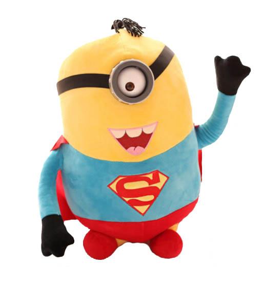 Mimoň Superman - plyšový 29 cm