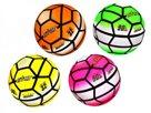 Míč 23 cm design fotbal - mix barev