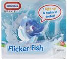 Svítící rybka - modrá