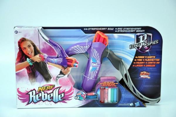 Nerf Rebelle Luk Strongheart plast v krabici