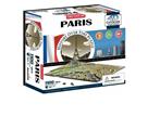 4D Cityscape puzzle Time Panorama Paříž