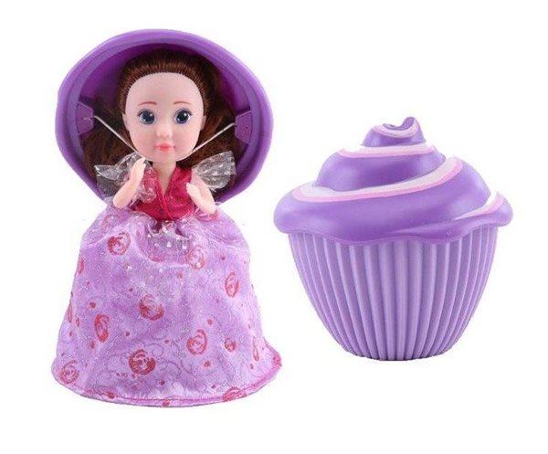 Panenka Cupcake 15cm vonící, mix motivů