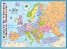 Puzzle Mapa Evropy 1000 dílků