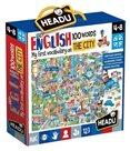 Puzzle Easy English: Ve městě 108 dílků