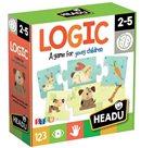 Puzzle Logic Zvířátka 12x3 dílků