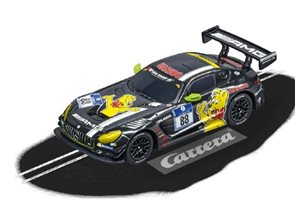 Auto k autodráze Carrera GO!!! 64116 DTM Mercedes-AMG GT3 11cm