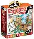 Puzzle Explore s magickým světlem: Prozkoumej safari 70 dílků