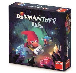 Diamantový les společenská hra