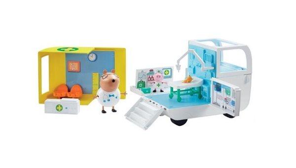 Peppa Pig Lékařská pojízdná ordinace
