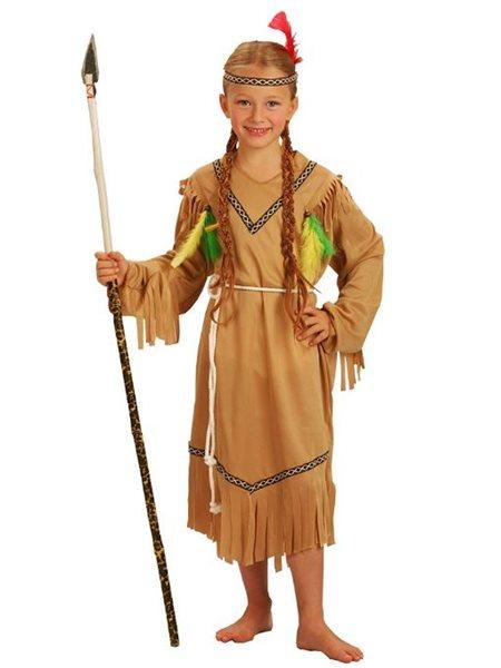 Kostým indiánka dětský