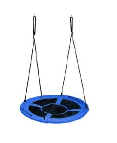 Houpací kruh Čapí hnízdo (průměr 100cm) modrý