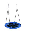 Houpací kruh Čapí hnízdo (průměr 110cm) modrý