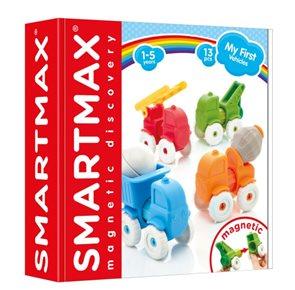 Stavebnice SmartMax - Moje první autíčka