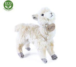Plyšový lama Alpaka stojící 23 cm Eco-Friendly