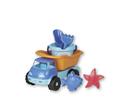 Androni Sada na písek rybičky s autem