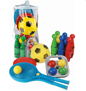 Androni Sportovní set velký - 5 her