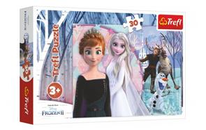 Puzzle Ledové království II, 30 dílků