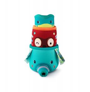 Lilliputiens - 3 kelímky z džungle - hračka do vody
