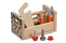 Velký tesař  -dřevěná sada nářadí s ponkem