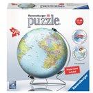 Puzzle 3D Globus (anglický), 540 dílků