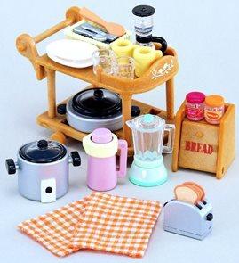 Sylvanian Families Vybavení - kuchyňské nádobí set