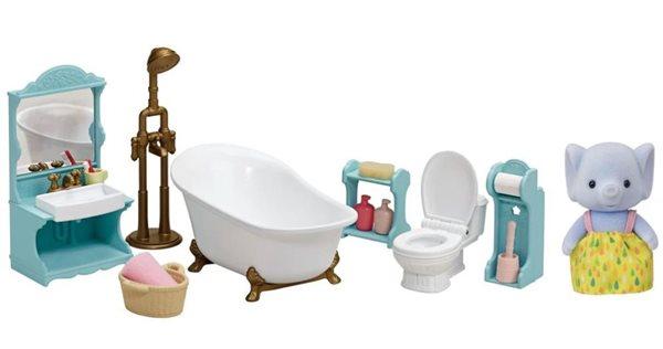 Sylvanian Families Nábytek - koupelna