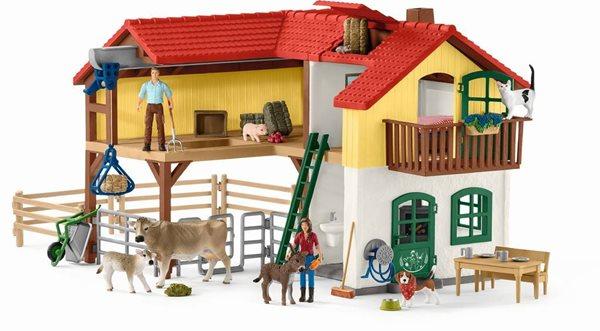 Schleich 42407 Velký dům na farmě