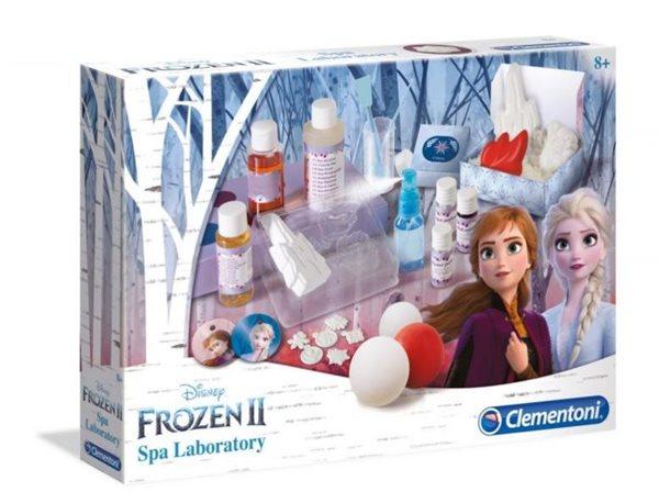 FROZEN 2 - SPA laboratoř
