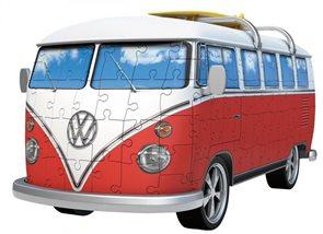 Puzzle 3D VW autobus, 162 dílků