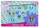 Littest Pet Shop - Velké balení 13ks zvířátek, mix motivů