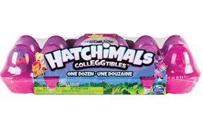 Hatchimals sběratelský karton 12 vajíček S2, mix